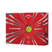 Callaway Chrome Soft Yellow 2017 SALE