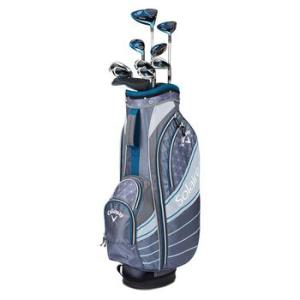 Callaway Ladies Solaire 11 Piece Golf Set 2019 - Niagara Blue