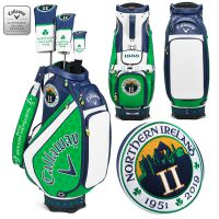 Callaway Open 19' Royal Portrush Limited Edition Staff Tour Bag - NEW! 2019
