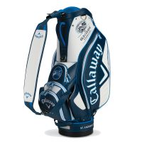 Callaway Open 2015 Staff Tour Cart Bag + Headcovers