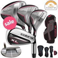 Cobra XL Speed 11pc Women's Full Golf Package Set