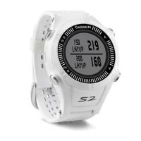 Garmin Approach S2 GPS Golf Watch White/Grey