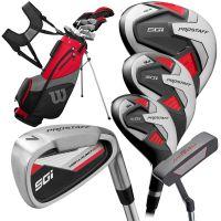 Wilson ProStaff SGI Golf Package Set - Graphite