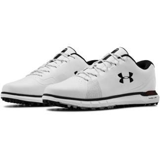 Under Armour HOVR Fade SL E Golf Shoes - White/Gray