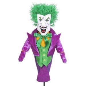 Novelty Licensed Driver Headcover - The Joker