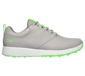 Skechers Elite 4 Golf Shoe - Grey/Lime