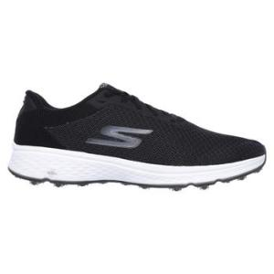 Skechers Go Golf Fairway Lead Golf Shoes - Black/White