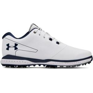 Under Armour Fade RST 2 E Mens Golf Shoe - White