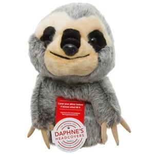 Daphne's Sloth Novelty Headcover