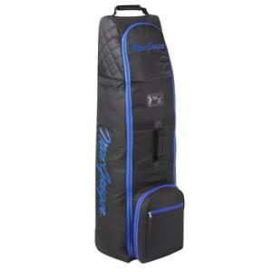 MacGregor VIP Deluxe Wheeled Travel Cover - Black/Royal