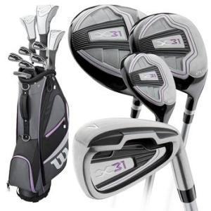 Wilson X31 Golf Package Set 2020 - Ladies