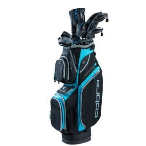 Cobra F-MAX Superlite Complete Golf Package Set