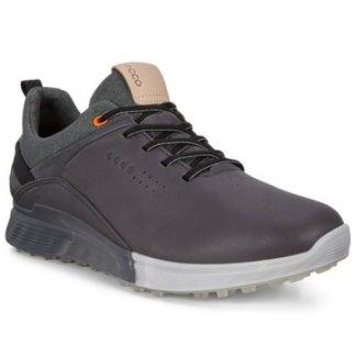 Ecco 2020 M Golf S-Three Dritton Golf Shoes - Magnet