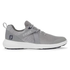 FootJoy Mens Flex 2020 Golf Shoes - Grey