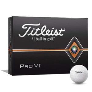 Titleist Pro V1 Golf Balls - 2020