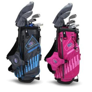 "US Kids 5 Club Stand Bag Golf Set: Age 7 (48"")"