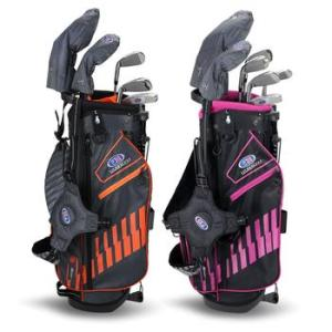 "US Kids 5 Club Stand Bag Golf Set: Age 8 (51"")"