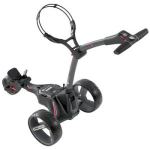 Motocaddy M1 Graphite Electric Golf Trolley 2020 - Extended Lithium