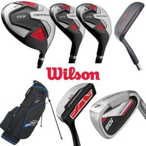 Wilson Pro Staff SGI Complete Golf Package Set