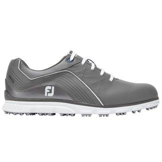 Footjoy 2019 Pro Sl Golf Shoes - Grey/White