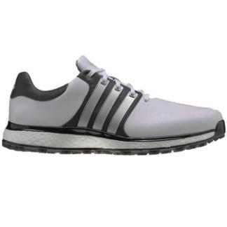 Adidas Tour 360 XT-SL Golf Shoes - White/Black