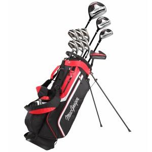 MacGregor CG3000 Mens Golf Package Set Graphite