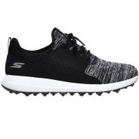 Skechers Max Rover Golf Shoes - Black/White