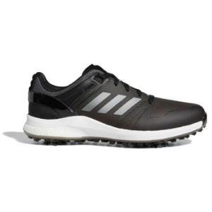 Adidas EQT Wide Golf Shoes - Black/Dark Silver/Metallic