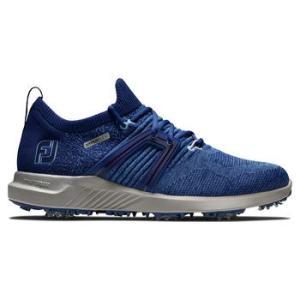 FootJoy Hyperflex 2021 Golf Shoes - Blue/White