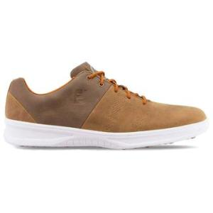 FootJoy Contour Casual 2021 Spikeless Golf Shoes - Brown