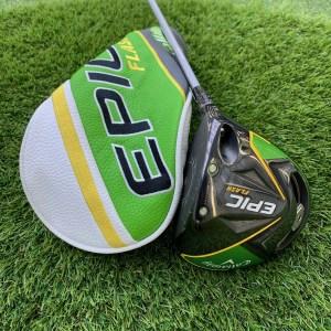 Callaway Epic Flash Golf Driver - Used