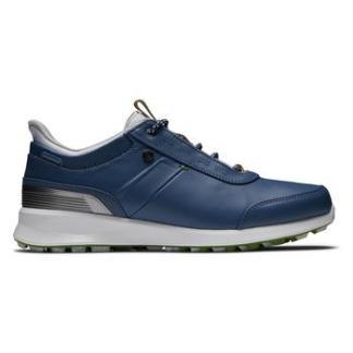 FootJoy Womens Stratos 2021 Golf Shoes - Blue/Green
