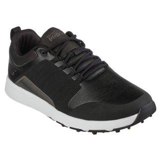 Skechers Mens Elite 4 - Victory Golf Shoes - Black/White