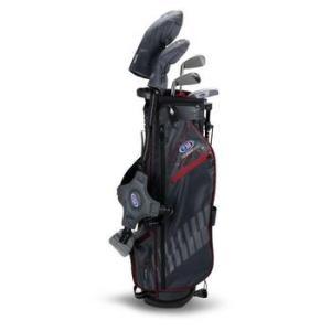 "US Kids 5 Club Stand Bag Golf Set: Age 11 (60"")"