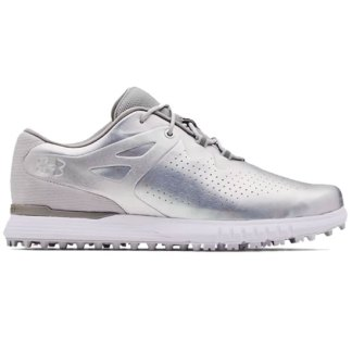 Under Armour Ladies Charged Breathe SL Shoes - White
