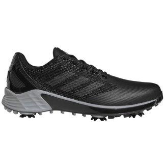 adidas 2021 ZG21 Motion Golf Shoes - Black/Grey