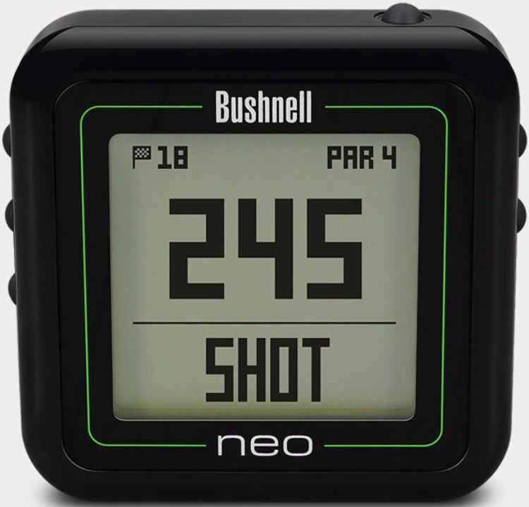 bushnell neo ghost shot calculator