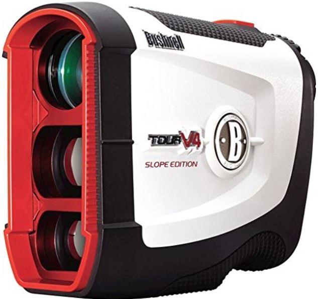 bushnell tour v4 slope golf laser rangefinder