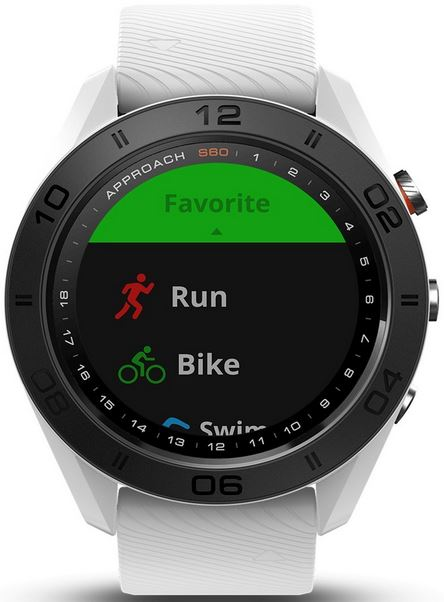 garmin approach s60 multi sport apps