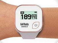 golfbuddy voice 2 wristband