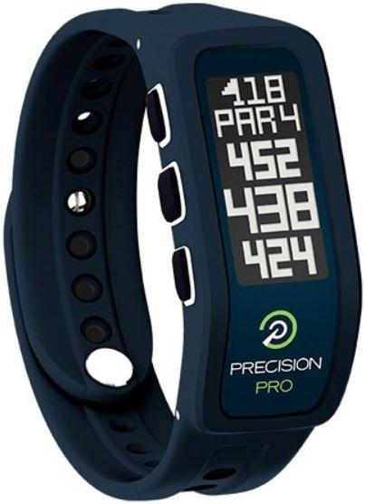 precision pro gps golf band