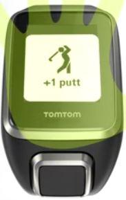 tomtom golfer 2 manual shot tagging