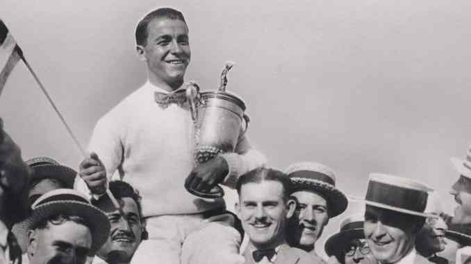 on this day  in 1902 gene sarazen was born in harrison  ny