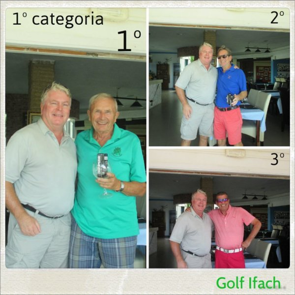 MENS MEDAL SEPTEMBER – Ifach Golf
