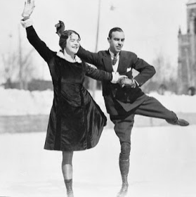 Marion McDougall and Chauncey Bangs, photograph courtesy of Library and Archives Canada
