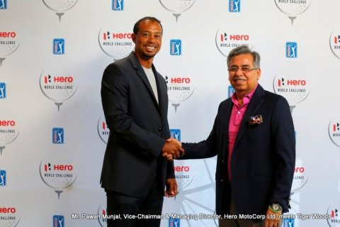 2014 Hero World Challenge travels to Isleworth Dec. 3-7, welcoming an elite 18-player field led by five-time champion and host Tiger Woods