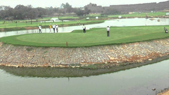 The HGA Golf Course - Venue to the Golconda Masters