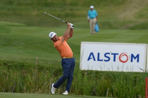 Graeme McDowell is looking to make it three in a row in Paris