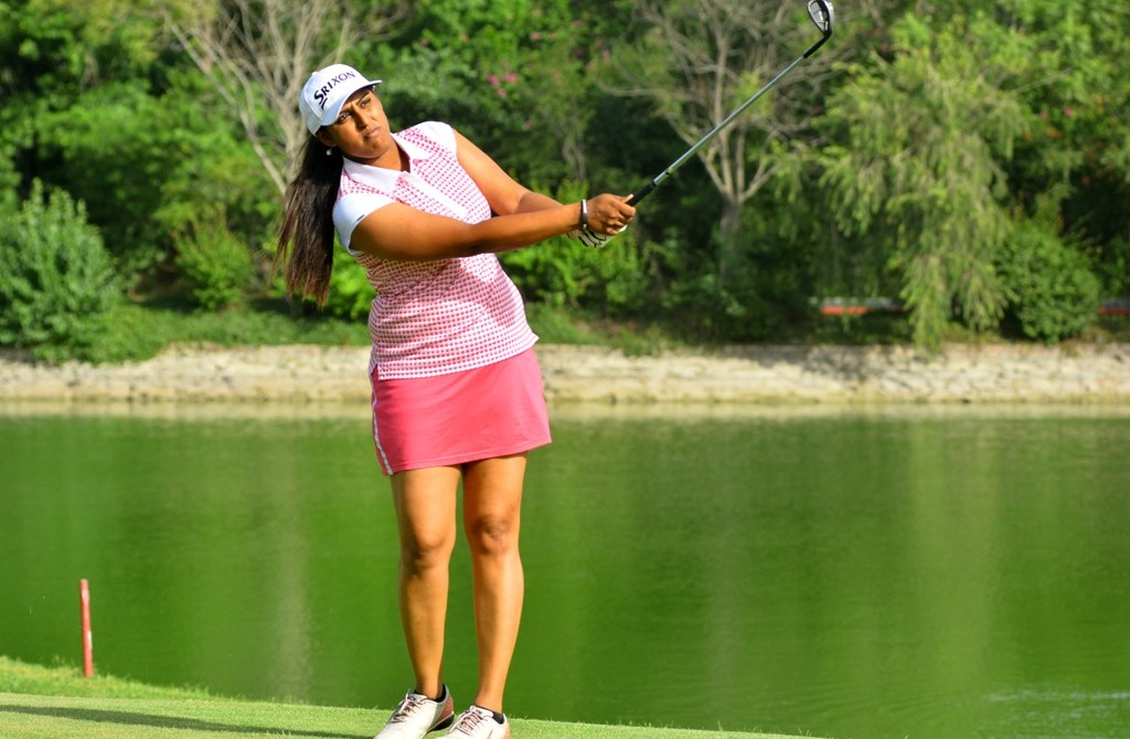 Saaniya Sharma wins the 13th leg of the Hero Women's Professional Golf Tour