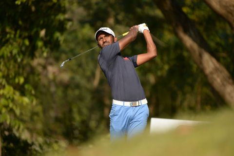 The India Masters was decided into a playoff after Shubhankar Sharma shot four straight birdies to catch Chikkarangappa